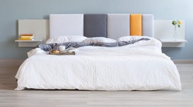 Декорирование кровати