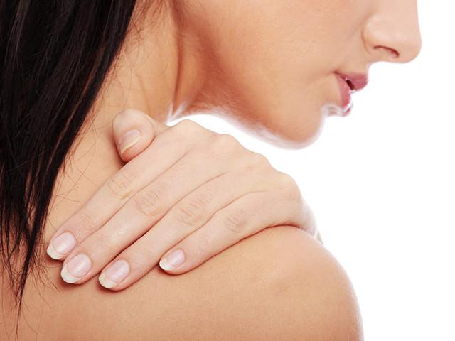 Онемение плеча