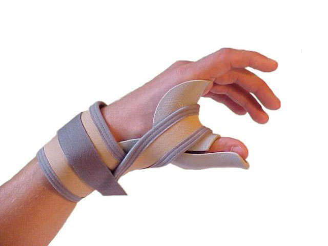 Лангета для большого пальца руки