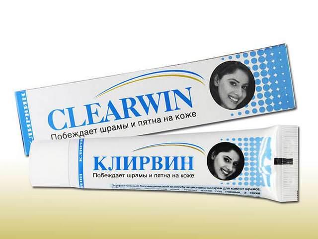 Крем Клирвин
